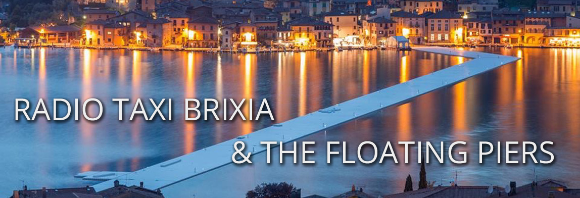 Radio Taxi Brixia & The Floating Piers
